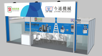 JINTONG attend 2019 Thailand Wire & Tube Fair